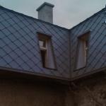 Spomenik kulture - Obiteljska kuća - Samobor - Izvedba krovišta
