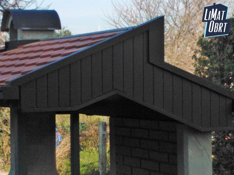 Roštilj nadstrešnica – Samobor